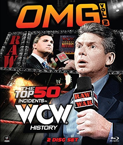 Wwe Omg 2 The Top 50 Incidents Blu Ray