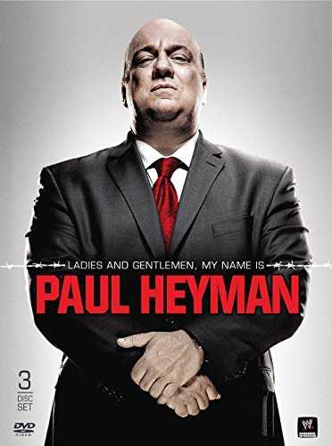 Wwe Ladies & Gentlemene My Name Is Paul Heyman DVD