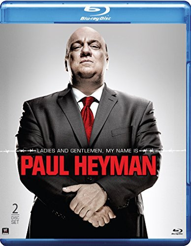 Wwe Ladies & Gentlemen My Name Is Paul Heyman Blu Ray