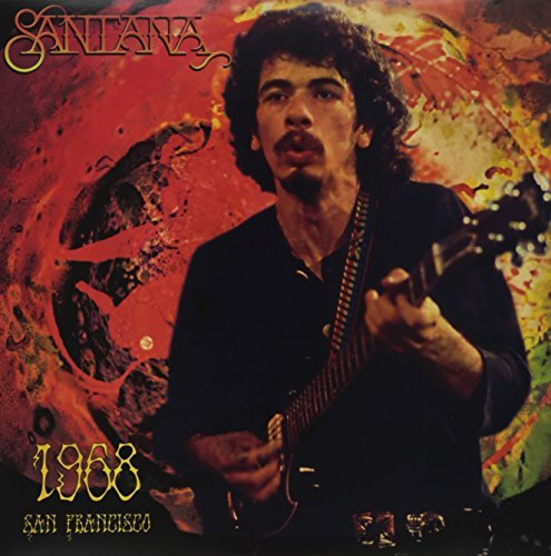 Santana 1968 San Francisco Explicit