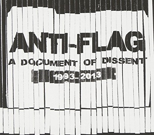 Anti Flag Document Of Dissent