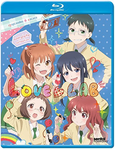 Love Lab Complete Collection Love Lab Complete Collection