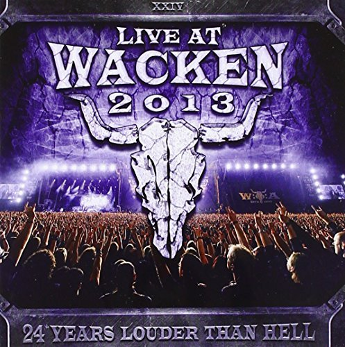 Live At Wacken 2013 Live At Wacken 2013 2 Cds