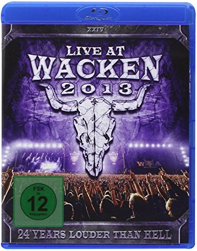 Live At Wacken 2013 Live At Wacken 2013 3 Blu Ray