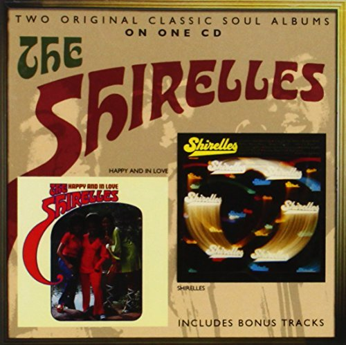 The Shirelles Happy And In Love Shirelles