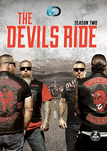 Devil's Ride Season 2 DVD