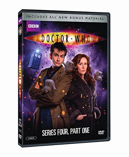 Doctor Who Series 4 Part 1 DVD