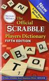 Merriam Webster The Official Scrabble Players Dictionary Fifth Ed
