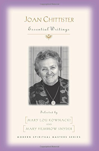 Joan Chittister Joan Chittister Essential Writings