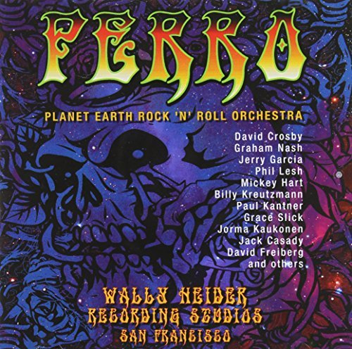 Perro Planet Earth Rock N Roll Orchestra 2 CD