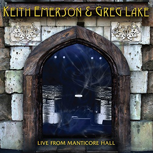 Emerson Keith Lake Greg Live From Manticore Hall