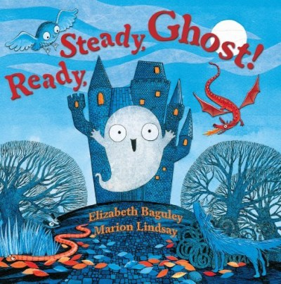 Elizabeth Baguley Ready Steady Ghost!