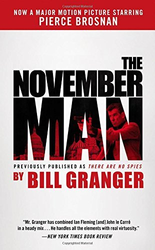 Bill Granger The November Man