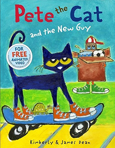 James Dean Pete The Cat And The New Guy