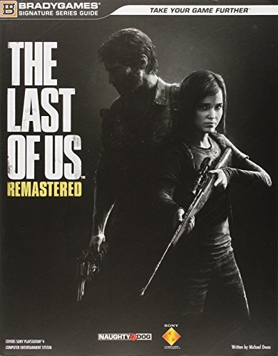 Bradygames The Last Of Us Remastered