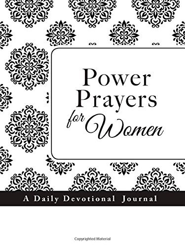 Jackie M. Johnson Power Prayers For Women Journal