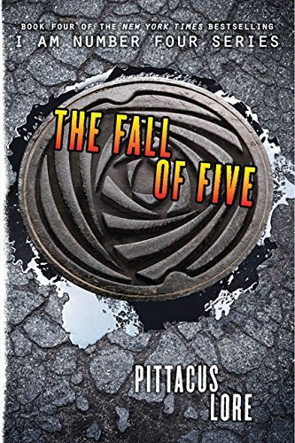 Pittacus Lore The Fall Of Five