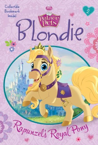 Tennant Redbank Blondie Rapunzel's Royal Pony