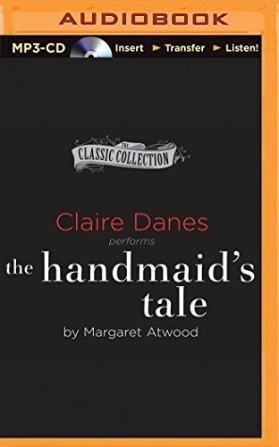 Margaret Atwood The Handmaid's Tale Mp3 CD