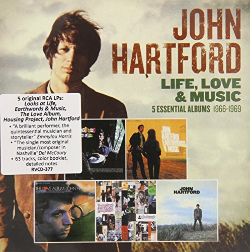 John Hartford Life Love & Music 1966 1969