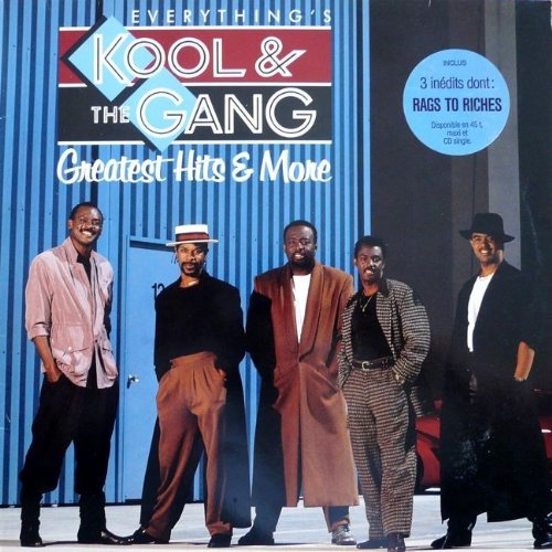 Kool & The Gang Everything's Kool & The Gang Greatest Hits & More Soundtrack