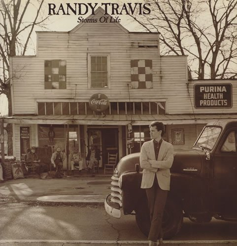 Ran Travis Storms Of Life [vinyl]