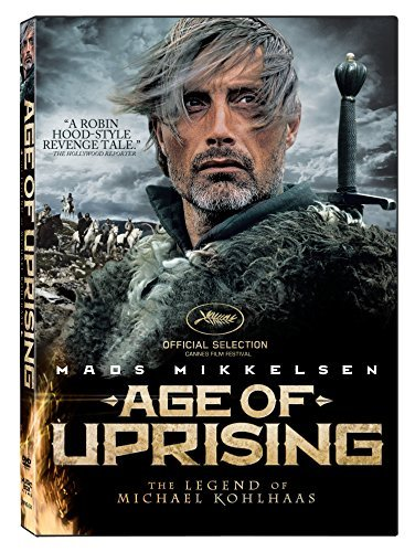 Age Of Uprising Legend Of Michael Kohlhaas Mikkelsen Mayance Lavant DVD Nr