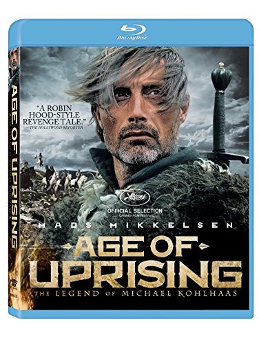 Age Of Uprising Legend Of Michael Kohlhaas Mikkelsen Mayance Lavant Blu Ray Nr