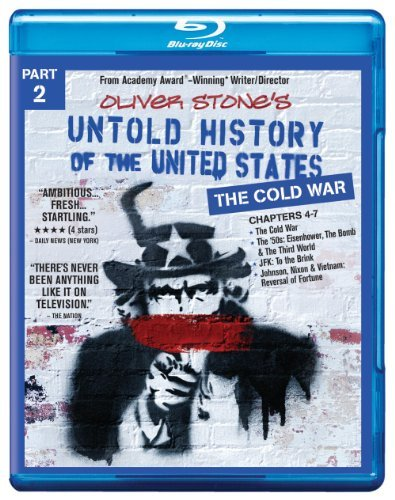 Untold History Of United States Part 2 Cold War Blu Ray Nr