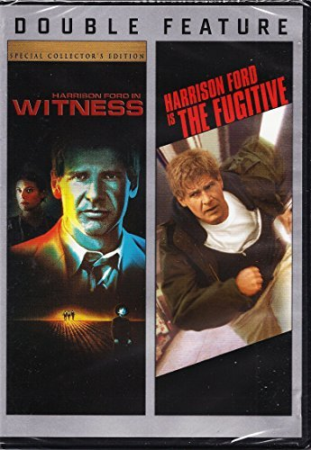 Witness Fugitive Double Feature