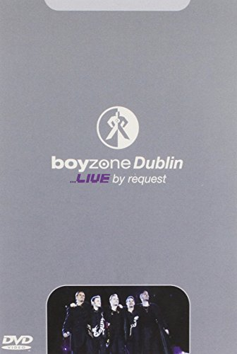 Boyzone Dublin Live By Request [import Anglais
