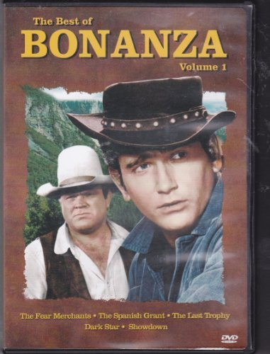 The Best Of Bonanza Volume 1 (dvd 249 Minutes C