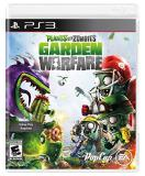 Ps3 Plants Vs Zombies Garden Warfare ***online Only***
