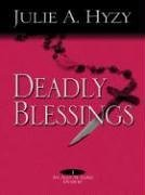 Julie Hyzy Five Star First Edition Mystery Deadly Blessings