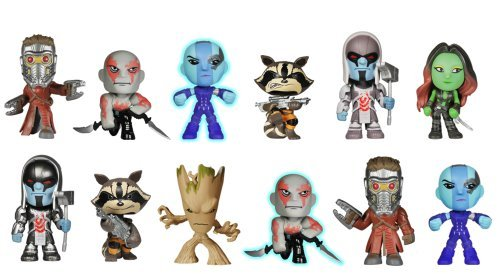 Toy Guardians Of The Galaxy Mystery Minis 12 Box