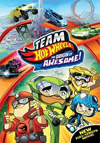 Team Hot Wheels The Origin Of Awesome Origin Of Awesome