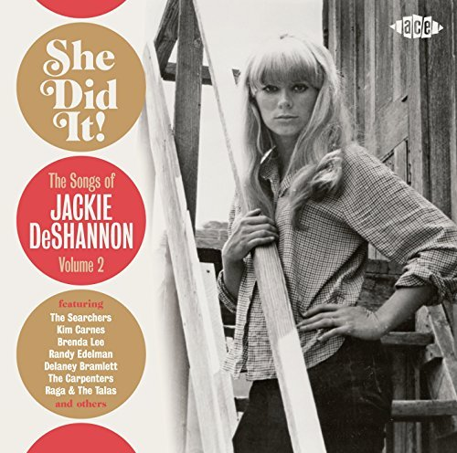 Jackie Deshannon Vol. 2 She Did It! The Songs O Import Gbr