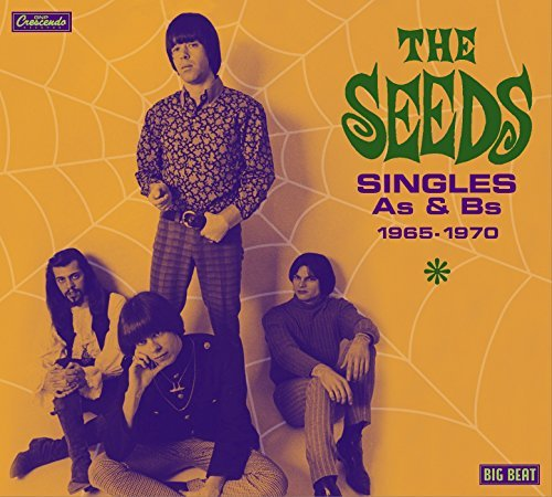 Seeds Singles A's & B's 1965 70 Import Gbr