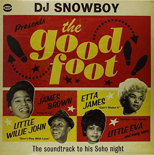 Dj Snowboy Presents The Good F Dj Snowboy Presents The Good F Import Gbr 2 Lp