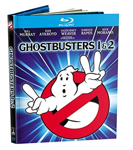 Ghostbusters 1 & 2 Double Feature Blu Ray Pg