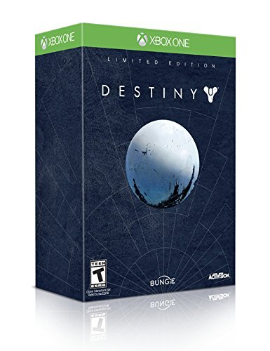 Xb1 Destiny Limited Edition ***online Only***