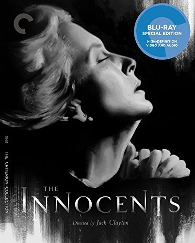 Innocents Kerr Redgrave Blu Ray Nr Criterion Collection