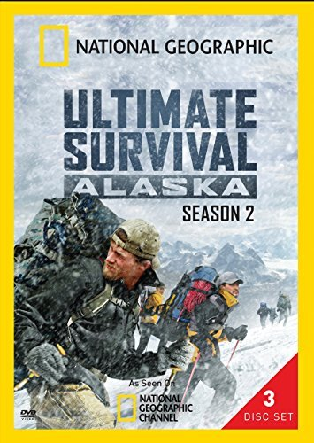 Ultimate Survival Alaska Season 2 DVD