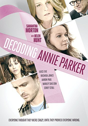 Decoding Annie Parker Hunt Morton Eve Paul DVD R