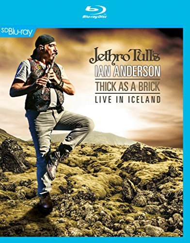 Anderson Ian Thick As A Brick Live In Iceland Blu Ray