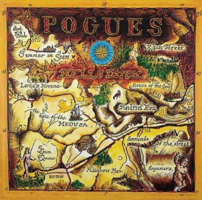 Pogues Hell's Ditch Hell's Ditch