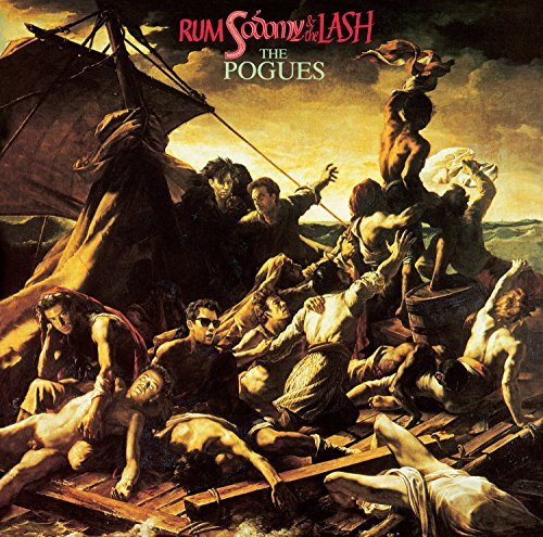 Pogues Rum Sodomy & The Lash 180gm Vinyl