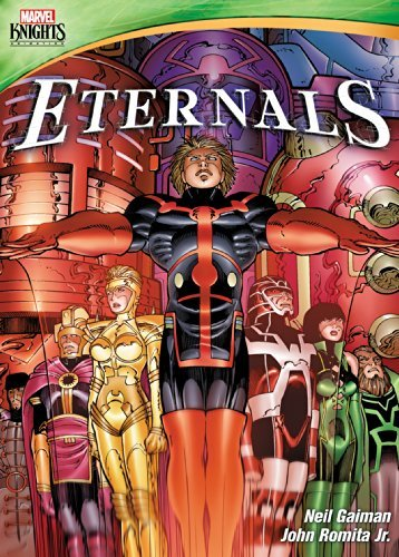 Marvel Knights Eternals Marvel Knights Eternals DVD