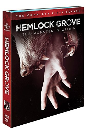 Hemlock Grove Season 1 Blu Ray