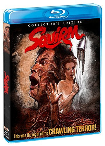 Squirm Collector's Edition Blu Ray Pg